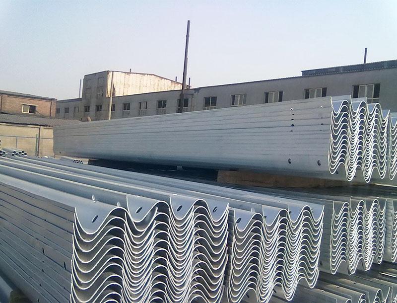 镀锌波形护栏